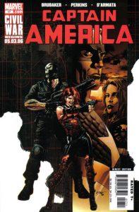 Captain America #17 (2006)