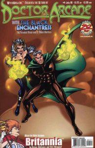 Witchgirls Inc. #4 (2006)