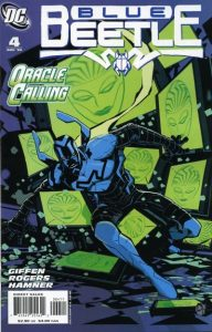 The Blue Beetle #4 (2006)