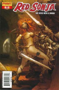 Red Sonja #11 (2006)