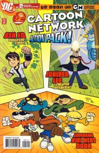 Cartoon Network Action Pack #2 (2006)