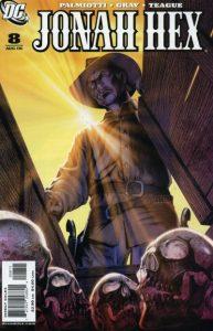 Jonah Hex #8 (2006)