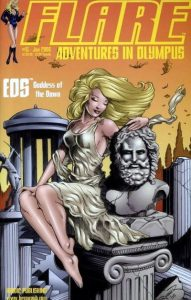 Flare Adventures #15 (2006)