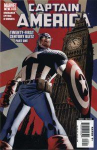 Captain America #18 (2006)