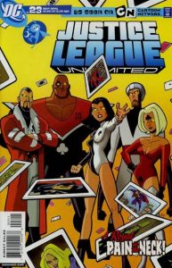 Justice League Unlimited #23 (2006)