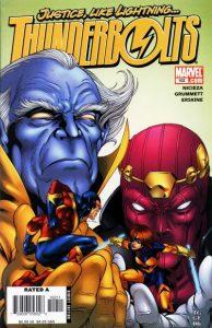Thunderbolts #102 (2006)