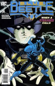The Blue Beetle #5 (2006)
