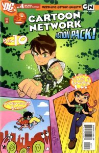 Cartoon Network Action Pack #4 (2006)