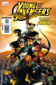 Young Avengers #12 (2006)