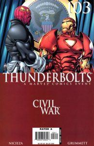Thunderbolts #103 (2006)