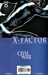 X-Factor #8 (2006)