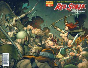 Red Sonja #13 (2006)