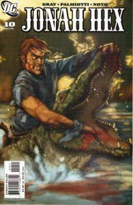 Jonah Hex #10 (2006)