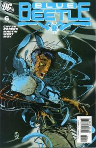 The Blue Beetle #6 (2006)