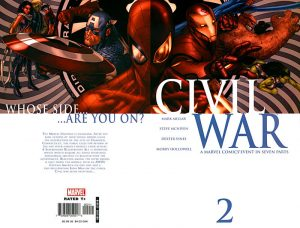 Civil War #2 (2006)