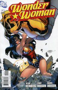 Wonder Woman #2 (2006)