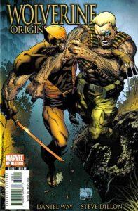 Wolverine: Origins #3 (2006)