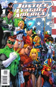 Justice League of America #1 (2006)
