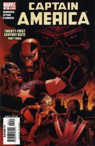 Captain America #20 (2006)