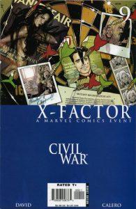 X-Factor #9 (2006)