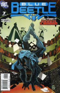 The Blue Beetle #7 (2006)