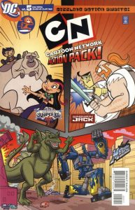 Cartoon Network Action Pack #5 (2006)