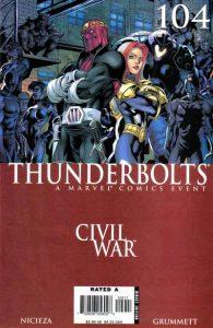 Thunderbolts #104 (2006)