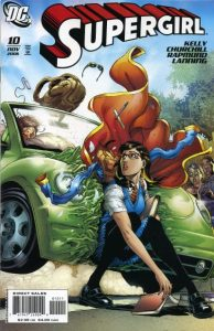 Supergirl #10 (2006)