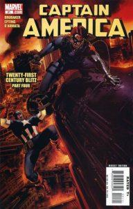 Captain America #21 (2006)