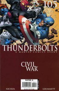 Thunderbolts #105 (2006)