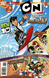 Cartoon Network Action Pack #6 (2006)