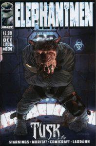 Elephantmen #4 (2006)