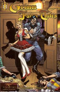 Grimm Fairy Tales #11 (2006)