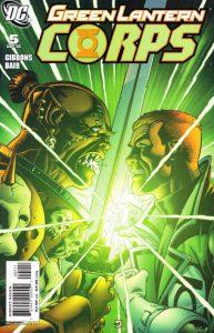 Green Lantern Corps #5 (2006)