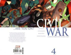 Civil War #4 (2006)