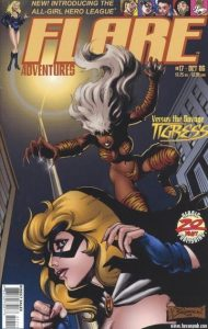 Flare Adventures #17 (2006)