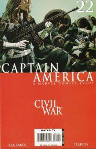 Captain America #22 (2006)