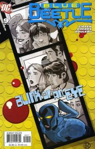 The Blue Beetle #9 (2006)