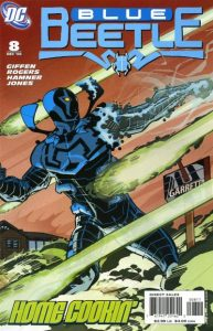 The Blue Beetle #8 (2006)