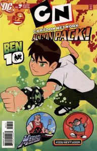 Cartoon Network Action Pack #7 (2006)