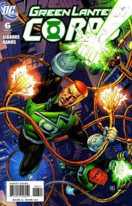 Green Lantern Corps #6 (2006)