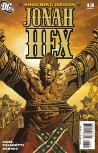 Jonah Hex #13 (2006)