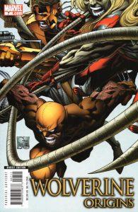 Wolverine: Origins #7 (2006)