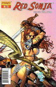 Red Sonja #16 (2006)