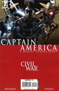 Captain America #23 (2006)
