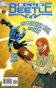 The Blue Beetle #10 (2006)