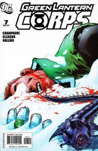 Green Lantern Corps #7 (2006)