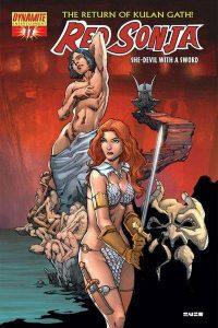 Red Sonja #17 (2006)