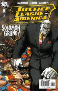 Justice League of America #5 (2006)