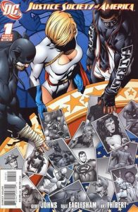 Justice Society of America #1 (2006)